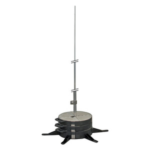 Air-termination mast, freestanding
